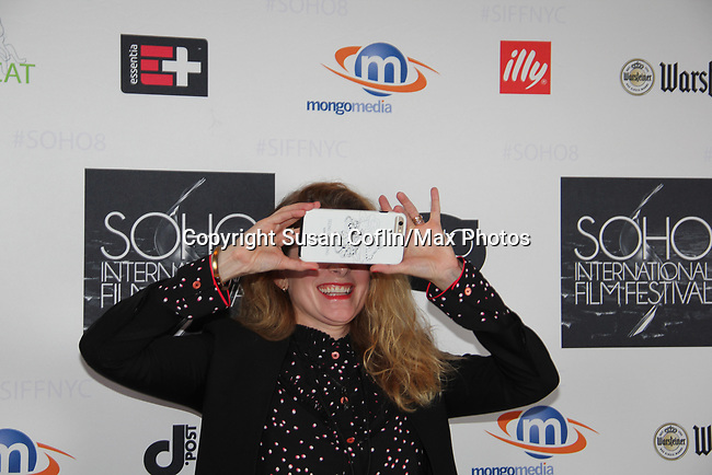 -  Seeing is Believing: Women Direct at its East Coast Premiere at Soho International Film Festival on June 19, 2017 in New York City, New York.(Photos by Sue Coflin/Max Photos) Cady McClain - Emmy winning actress turned director