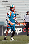 Philadelphia Barrage vs Los Angeles Riptide.Home Depot Center, Carson California.Chazz Woodson (#3).506P8665.JPG.CREDIT: Dirk Dewachter