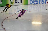 SCHAATSEN: GRONINGEN: Sportcentrum Kardinge, 17-01-2015, KPN NK Sprint, Ronald Mulder, ©foto Martin de Jong