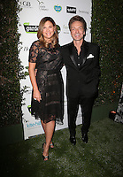 Beverly Hills, CA - NOVEMBER 12: Daisy Fuentes, Richard Marx, At Farm Sanctuary's 30th Anniversary Gala At the Beverly Wilshire Four Seasons Hotel, California on November 12, 2016. Credit: Faye Sadou/MediaPunch
