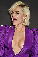 LOS ANGELES, CA - FEBRUARY 07: Bebe Rexha attends Spotify's Best New Artist Party at the Hammer Museum on February 07, 2019 in Los Angeles, California.<br /> CAP/ROT/TM<br /> ©TM/ROT/Capital Pictures