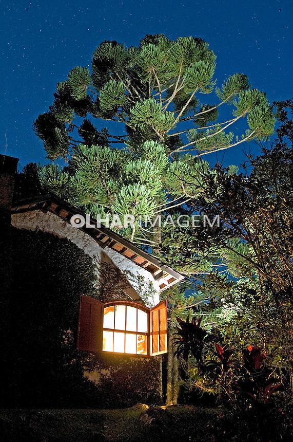 Casa de campo em Visconde de Mauá. Rio de Janeiro. 2007. Foto de João Caldas.