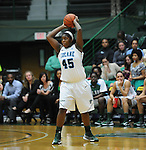 Tulane Women's Basketball battles Auburn and falls, 70-65, at Devlin Fieldhouse.