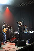 Konzert von Steff La Cheffe beim Raiffeisen Indoor Festival 2011 in Disentis
