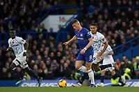 Ross Barkley of Chelsea in action during Chelsea vs Everton, Premier League Football at Stamford Bridge on 11th November 2018