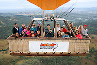 20160624 June 24 Hot Air Balloon Gold Coast