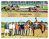 Brenda's Way winning at Delaware Park on 10/7/15