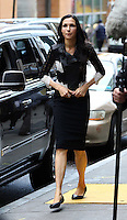 www.acepixs.com<br /> <br /> January 12 2017, New York City<br /> <br /> Actress Famke Janssen was on the set of the new TV show 'Blacklist:Redemption' on January 12 2017 in New York City<br /> <br /> By Line: Zelig Shaul/ACE Pictures<br /> <br /> <br /> ACE Pictures Inc<br /> Tel: 6467670430<br /> Email: info@acepixs.com<br /> www.acepixs.com