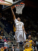 Allen Crabbe of California shoots the ball during the game against CSUB at Haas Pavilion in Berkeley, California on November 11th, 2012.  California defeated CSUB, 78-65.