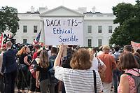March for DACA 2017 DACA march in Washington, DC