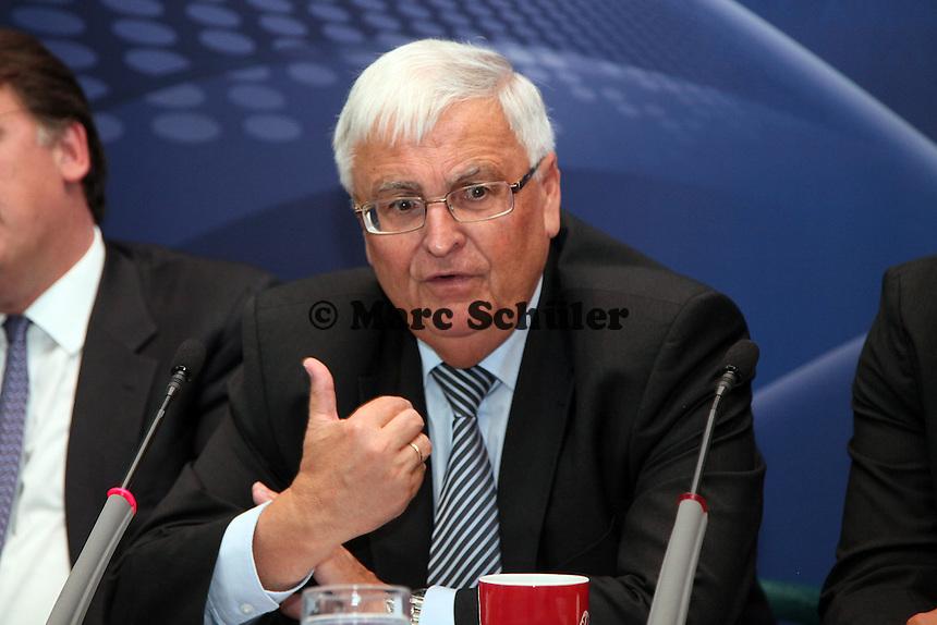 DFB Praesident Dr Theo Zwanziger