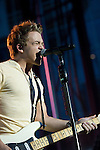 Hunter Hayes performs during the 2013 CMT Music awards at the Bridgestone Arena on June 5, 2013 in Nashville, Tennessee.