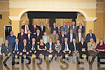 BANQUET: Honouring the 1959 to 1963 team at the John Mitchels Football Team on Sunday night in Ballygarry House Hotel, Tralee at the John Mitchels GAA Club, Banquest.