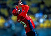 England's Dawid Malan drops Tim Southee. Twenty20 International cricket match between NZ Black Caps and England at Westpac Stadium in Wellington, New Zealand on Sunday, 3 November 2019. Photo: Dave Lintott / lintottphoto.co.nz