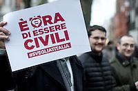 """23.01.2016 - """"Wake Up Italia! Londra dice #SvegiatiItalia"""" - #WakeUpItalia"""