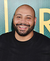 HOLLYWOOD, CA - AUGUST 07:  Colton Dunn arrives at the Warner Bros. Pictures' 'Crazy Rich Asians' premiere at the TCL Chinese Theatre IMAX on August 7, 2018 in Hollywood, California.<br /> CAP/ROT/TM<br /> &copy;TM/ROT/Capital Pictures