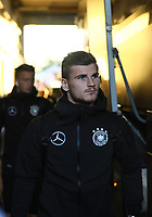 Timo Werner (Deutschland Germany) - 09.09.2018: Deutschland vs. Peru, Wirsol Arena Sinsheim, Freundschaftsspiel DISCLAIMER: DFB regulations prohibit any use of photographs as image sequences and/or quasi-video.