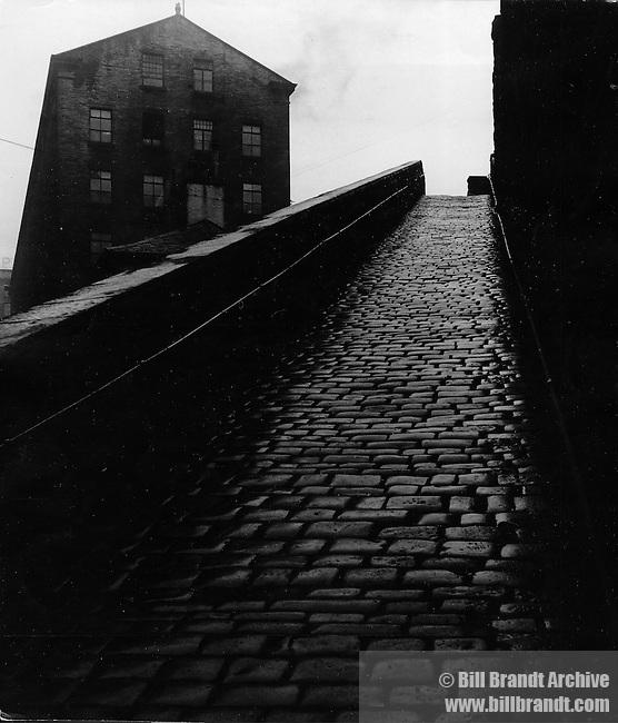 Snicket in Halifax, 1948 [version 2]