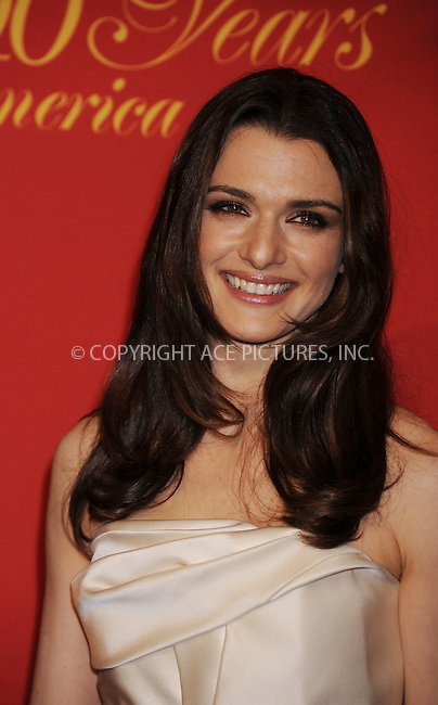 WWW.ACEPIXS.COM . . . . . ....April 30 2009, New York City....Actress Rachel Weisz arriving at the Cartier 100th Anniversary in America Celebration at Cartier Fifth Avenue Mansion on April 30, 2009 in New York City.....Please byline: KRISTIN CALLAHAN - ACEPIXS.COM.. . . . . . ..Ace Pictures, Inc:  ..tel: (212) 243 8787 or (646) 769 0430..e-mail: info@acepixs.com..web: http://www.acepixs.com