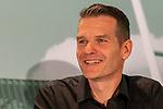 14.06.2019, Wohninvest Weserstadion, Bremen, GER, 1.FBL, Werder Bremen Partnerschaft mit Wohninvest, <br /> <br /> Werder Bremen hat die Namensrecht für 10 Jahre an die Wohninvest in Stuttgart verkauft. Das Stadiuon wird künftig wohninvest Weserstadion heißen<br /> im Bild<br /> <br /> Jens Zimmermann ( Sprecher wohninvest-Gruppe)<br /> <br /> Foto © nordphoto / Kokenge