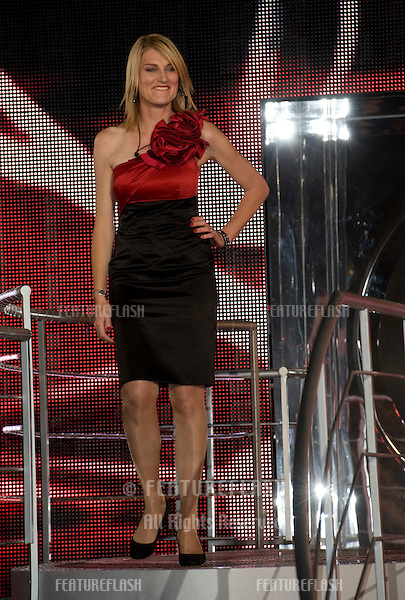 Sally Bercow is the 1st Celebrity to be evicted from the Big Brother House, Elstree Studio,  Borehamwood. 26/08/2011  Picture by: Simon Burchell / Featureflash.