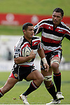 Lelia Masaga & Taiasina Tuifua. Air NZ Cup week 4 game between the Counties Manukau Steelers and Northland played at Mt Smart Stadium on the 19th of August 2006. Northland won 21 - 17.