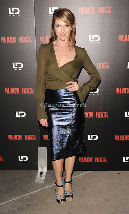 """Katie Aselton at the screening of """"Black Rock"""" held at the Arclight Theatre in Los Angeles, CA. on May 8, 2013."""