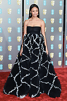 Thandie Newton<br /> arriving for the BAFTA Film Awards 2019 at the Royal Albert Hall, London<br /> <br /> ©Ash Knotek  D3478  10/02/2019