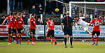 Wes Foderingham saves for Rangers