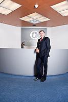 Mr. Marco Netzer, CEO Banque Cramer, Swiss Banker, Lugano, Switzerland