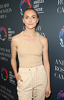 7 April 2019 - Los Angeles, California - Alyson Stoner. Grand Opening Of The Los Angeles LGBT Center's Anita May Rosenstein Campus  held at Anita May Rosenstein Campus. <br /> CAP/ADM/FS<br /> ©FS/ADM/Capital Pictures