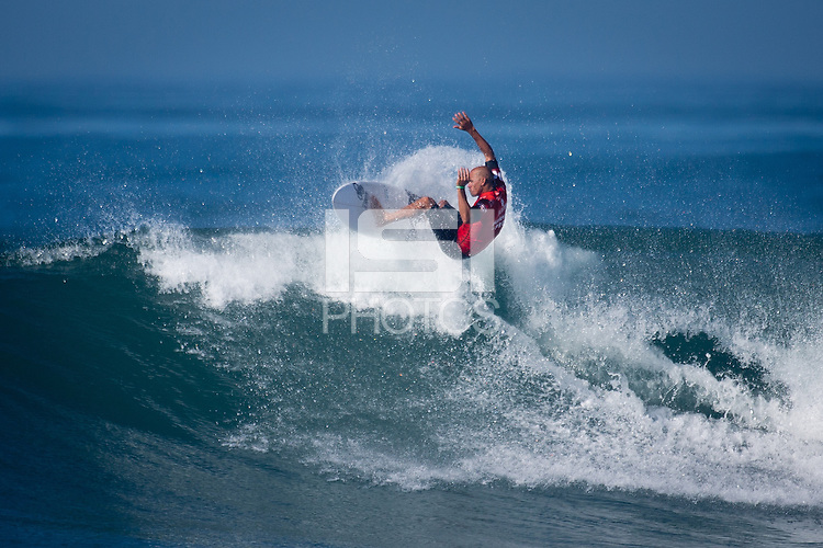 San Clemente, Calif. - September 16, 2014: The 2014 Hurley Pro at Trestles #8 stop of the Association of Surfing Professionals (ASP) World Championship Tour.