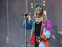 SAN FRANCISCO, CALIFORNIA - AUGUST 09: Lil Wayne performs during the 2019 Outside Lands music festival at Golden Gate Park on August 09, 2019 in San Francisco, California. Photo: imageSPACE/MediaPunch<br /> CAP/MPI/ISAB<br /> ©ISAB/MPI/Capital Pictures