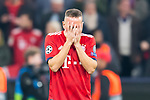 07.11.2018, Allianz Arena, Muenchen, GER, UEFA CL, FC Bayern Muenchen (GER) vs AEK Athen (GRC), Gruppe E, UEFA regulations prohibit any use of photographs as image sequences and/or quasi-video, im Bild Franck Ribery (FCB #7) vor dem Spiel<br /> <br /> Foto &copy; nordphoto / Straubmeier