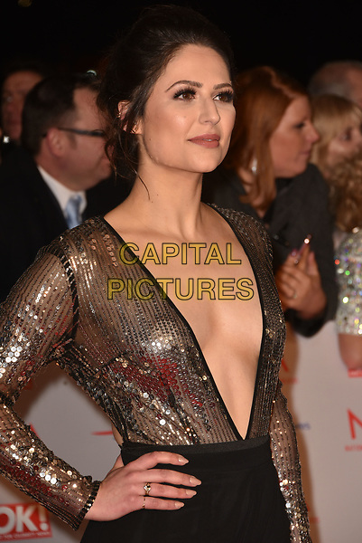 Nicola Thorpe attending the National Television Awards 2018 at The O2 Arena on January 23, 2018 in London, England. <br /> CAP/Phil Loftus<br /> &copy;Phil Loftus/Capital Pictures