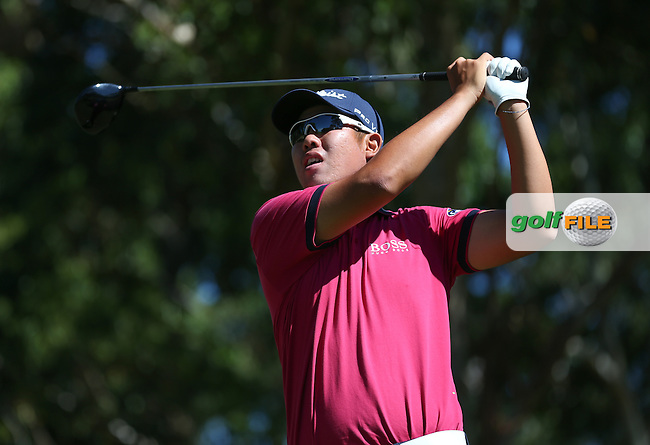 Byeong-hun An (Kor) produced a mixed bag for a 72 during Round Three of the Africa Open 2015 at the East London Golf Club, East London, Eastern Cape, South Africa. Picture:  David Lloyd / www.golffile.ie. 07/03/2015