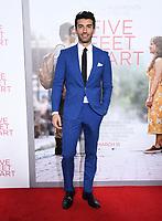 07 March 2019 - Westwood, California - Justin Baldoni. &quot;Five Feet Apart&quot; Los Angeles Premiere held at the Fox Bruin Theatre. <br /> CAP/ADM/BT<br /> &copy;BT/ADM/Capital Pictures