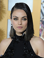 www.acepixs.com<br /> <br /> October 30 2017, LA<br /> <br /> Mila Kunis arriving at the premiere of 'A Bad Moms Christmas' at the Regency Village Theatre on October 30, 2017 in Westwood, California.<br /> <br /> By Line: Peter West/ACE Pictures<br /> <br /> <br /> ACE Pictures Inc<br /> Tel: 6467670430<br /> Email: info@acepixs.com<br /> www.acepixs.com