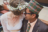A Nepali/English Fusion Wedding