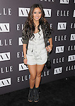 "Brenda Song at Armani Exchange & Elle Magazine  ""Disco Glam"", an evening of high style decadence, at Armani Exchange's concept store on Robertson Boulevard in West Hollywood, California on May 25,2010                                                                   Copyright 2010  DVS / RockinExposures"