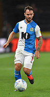 Blackburn Rovers' Adam Armstrong<br /> <br /> Photographer Dave Howarth/CameraSport<br /> <br /> The Premier League - Hull City v Blackburn Rovers - Tuesday August 20th 2019  - KCOM Stadium - Hull<br /> <br /> World Copyright © 2019 CameraSport. All rights reserved. 43 Linden Ave. Countesthorpe. Leicester. England. LE8 5PG - Tel: +44 (0) 116 277 4147 - admin@camerasport.com - www.camerasport.com