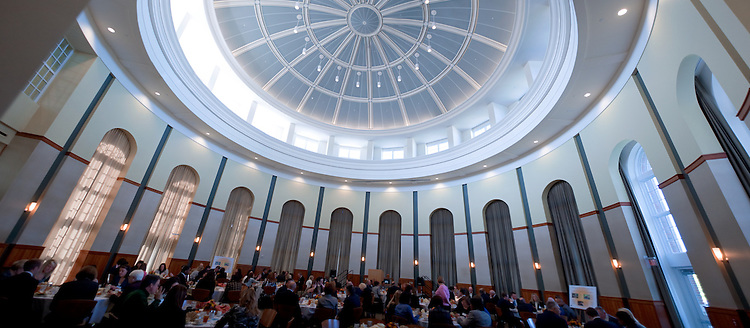 19105?Kroger Day? lunch at Walter Hall with Keynote address by M. Marnette Perry, Vice Chair, Board of Trustees