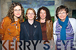 """Enjoying the comedy """"Shakers"""" in St John's theatre, Listowel on Saturday night were Mary Daly, Ann Marie Cooper, Killarney, Jean O'Sullivan, Farranfore and Noranne Kavanagh, Castlemaine.."""