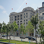 The Asiatic Petroleum Building, No.1 The Bund, Shanghai.