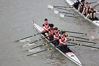Crew: 135   Leander Club   Op J16 4x-<br /> <br /> Schools' Head of the River 2018<br /> <br /> To purchase this photo, or to see pricing information for Prints and Downloads, click the blue 'Add to Cart' button at the top-right of the page.