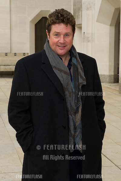 Michael Ball arriving for the 2012 UK Theatre Awards, The Guildhall London. 28/10/2012. Picture by: Simon Burchell / Featureflash