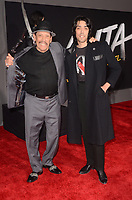 "LOS ANGELES - FEB 5:  Danny Trejo, Gilbert Trejo at the ""Alita: Battle Angel"" Premiere at the Village Theater on February 5, 2019 in Westwood, CA"