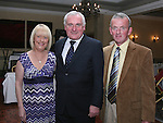 June Gibbons and Jim Prendergast with Bertie Ahern at Jimmy Mulroy's retirement party in the Westcourt Hotel...Photo NEWSFILE/Jenny Matthews.(Photo credit should read Jenny Matthews/NEWSFILE)....This Picture has been sent you under the condtions enclosed by:.Newsfile Ltd..The Studio,.Millmount Abbey,.Drogheda,.Co Meath..Ireland..Tel: +353(0)41-9871240.Fax: +353(0)41-9871260.GSM: +353(0)86-2500958.email: pictures@newsfile.ie.www.newsfile.ie.FTP: 193.120.102.198.