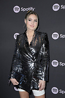 "07 February 2019 - Westwood, California - Lele Pons. Spotify ""Best New Artist 2019"" Event held at Hammer Museum. <br /> CAP/ADM/PMA<br /> ©PMA/ADM/Capital Pictures"