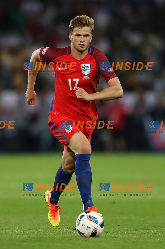 Eric Dier of England <br /> Saint Etienne 20-06-2016 Stade Geoffroy Guichard Football Euro2016 Slovakia - England / Slovacchia - Inghilterra Group Stage Group B. Foto Daniel Chesterton / Panoramic / Insidefoto